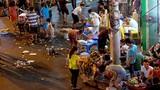 Dân Hà Nội bịt mũi tập thể dục, nhắm mắt nhậu trên rác
