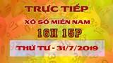 Trực tiếp kết quả xổ số miền Nam 31/7 – XSMN 31/7 thứ 4 hôm nay