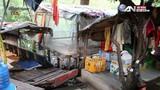 Cuộc sống khốn khó trên chiếc ghe 40 năm tuổi ở Sài Gòn