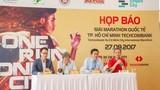 Khởi động Giải Marathon Quốc tế TP.HCM Techcombank 2017