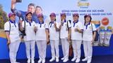 Vinamilk Sure Prevent cùng 3.000 người cao tuổi tham gia thi đấu thể dục dưỡng sinh TP HCM