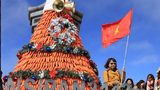 Lễ hội mùa đông, giá vé cáp treo Fansipan giảm tới 50%