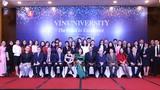 Dự án trường đại học Vinuni công bố hiệu trưởng đầu tiên và mục tiêu xây dựng đại học xuất sắc tại VN