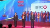 BIC lần thứ 9 được vinh danh trong Top 100 Thương hiệu mạnh Việt Nam