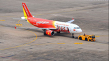 Ngừng khai thác và thay đổi giờ bay 4 chuyến bay do ảnh hưởng bão nhiệt đới Danas