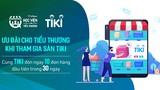 Tiki cam kết hỗ trợ 1:1 cho tiểu thương VPBank