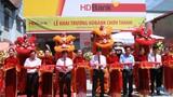 Khai trương HDBank Chơn Thành