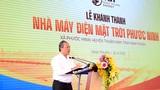 Khánh thành Nhà máy điện mặt trời Phước Ninh - Ninh Thuận