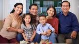 Không gian sống dành cho gia đình đa thế hệ tại The Terra - An Hưng
