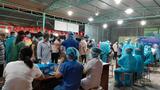 Nutifood và Ông Bầu tặng sản phẩm cho CBNV ngành y TP.HCM