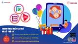 EVNHANOI giảm giá cho khách hàng thanh toán qua ứng dụng giao dịch điện tử