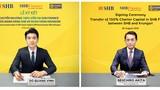 SHB sẽ chuyển nhượng 100% vốn tại SHB Finance cho Krungsri