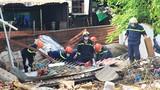 Vụ nổ TP HCM: Vẫn chưa thấy thi thể 2 nữ nạn nhân