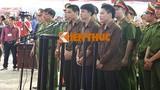 Không khí phiên xử phúc thẩm vụ thảm sát Bình Phước