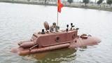 Nếu Bộ Quốc phòng cho phép, tàu ngầm Trường Sa sẽ ra biển