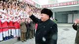 Ông Kim Jong-un thăm Trung Quốc năm 2015