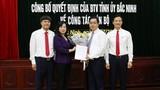 Con Bí thư tỉnh ủy Bắc Ninh được chỉ định làm Bí thư thành ủy