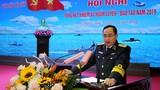 Chân dung Chuẩn đô đốc Trần Thanh Nghiêm phụ trách Tư lệnh Hải quân