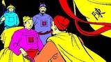 Vị vua nước Việt nào đi chơi bị cướp cả kiếm lẫn ấn tín?