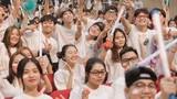 """Hàng nghìn người trẻ thích thú thông điệp """"dám thể hiện, là chính mình"""""""