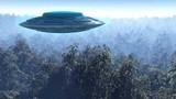 """Phát hiện 1 đám UFO """"lẽo đẽo"""" bám theo đuôi máy bay"""