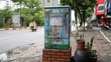 Loạt bốt điện ở Hà Nội bị vẽ bậy khiến dân tình bức xúc