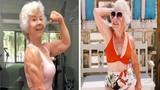 Ở tuổi U70, cụ bà sở hữu cơ bắp cuồn cuộn nhờ điều này
