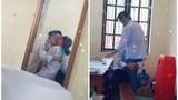 Nam sinh diễn cảnh nóng với bạn gái trong lớp khiến CĐM bức xúc