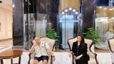 Anh trai Bảo Thy gây chú ý khi khoe ảnh ân cần chăm sóc vợ