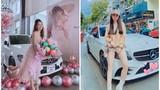Tuổi 24, nữ DJ Việt kể chuyện tậu xe tiền tỷ siêu hấp dẫn