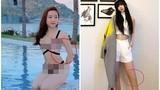 Dàn hot girl Việt bị dân mạng soi chỉnh ảnh bóp méo cả người
