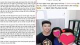 """Màn PR """"gây lú"""" của vợ Duy Mạnh khiến dân mạng xôn xao"""