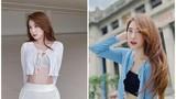 """""""Chia tay"""" cầu thủ, nhan sắc hot girl Sài Gòn ngày một lên hương"""