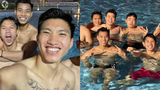 Khoe body dàn trai đẹp đội tuyển Việt Nam khiến chị em mất ngủ