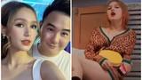 """Khoe tài đọc rap, """"vợ streamer giàu nhất Việt Nam"""" gây bất ngờ"""