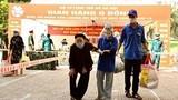 Hà Nội: Ấm tình quân dân từ ''Gian hàng 0 đồng'' của người lính