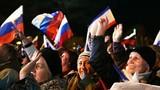 Hơn 95% cử tri Crimea ủng hộ sáp nhập Nga