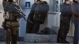 Tự vệ Crimea bắt giữ tướng Hải quân Ukraine
