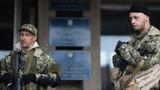 """Đức bắt Nga """"cách ly"""" khỏi người biểu tình miền đông Ukraine"""