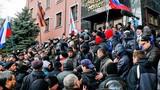 Căng thẳng miền đông nam Ukraine: chính quyền Kiev xuống thang