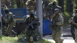 Đại bản doanh Cộng hòa Donetsk bị tấn công