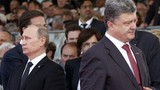 """Tổng thống Nga, Ukraine """"chạm trán"""" nhau ở Minsk"""