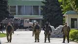Quân Ukraine bị đánh bật khỏi sân bay Lugansk