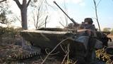 Cảnh thảm khốc về cuộc chiến ở miền đông Ukraine