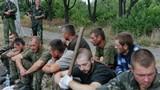 Dân quân Donetsk trả tự do 15 tù binh Kiev