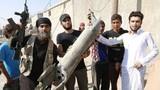 Xem phiến quân Hồi giáo thu nhặt xác máy bay bị bắn hạ