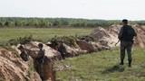 Kiev xây hàng rào phòng thủ quanh khu vực phe ly khai