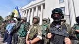 Mỹ huấn luyện chiến binh Ukraine tham gia chiến dịch miền đông