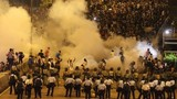 Biểu tình Hồng Kông: giao thông hỗn loạn, trường học đóng cửa