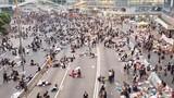 Người biểu tình tiếp tục chiếm đóng các ngả đường Hong Kong